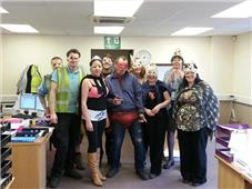 Children In Need 'Superhero Style' Day.......